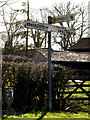 TM2080 : Roadsign on Grove Road by Adrian Cable
