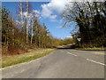 TM2180 : Hall Road, Brockdish by Geographer