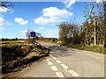 TM2180 : Tumbril Lane, Brockdish by Geographer