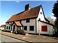 TM2281 : The Red Lion Public House, Needham by Adrian Cable