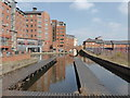 SJ8498 : Ducie Street canal basin by Chris Allen