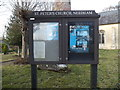 TM2381 : St.Peter's Church Notice Board by Geographer