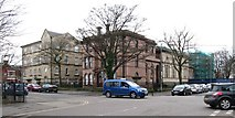 J3372 : The rear of the Union Theological College by Eric Jones