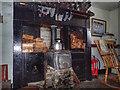 NY2829 : The Kitchen Range, Skiddaw House by Mick Garratt