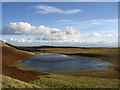 NT0796 : The Black Loch by William Starkey