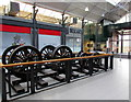 SU1484 : Wheels in South Mall, Swindon Designer Outlet by Jaggery