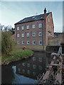 SO8660 : Porter's Mill by Chris Allen