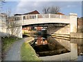 SD8537 : Leeds and Liverpool Canal, Nelson Bridge (#141A, Carr Road) by David Dixon