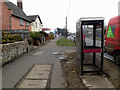 TM2482 : Telephone Box & London Road Postbox by Adrian Cable
