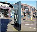 J3373 : Public telephone, Shaftesbury Square/Botanic Avenue, Belfast (March 2015) by Albert Bridge