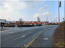 SJ9495 : B&Q, Manchester Road, Hyde by Gerald England