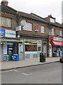 TQ2081 : Japanese Delicatessen, Horn Lane, North Acton by David Hawgood