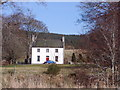 NJ5102 : Old Manse, Coull Parish Church by Stanley Howe