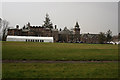 NY1000 : Irton Hall, Cumbria by Peter Trimming