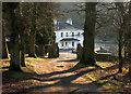 SO6416 : The Old Vicarage by Des Blenkinsopp
