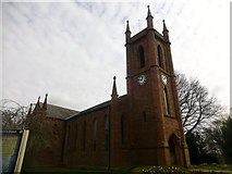 NY4057 : St Michael's Church, Stanwix by Rude Health