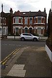 TQ1980 : Semi-detached houses, Hillcrest Road, W3 by Christopher Hilton