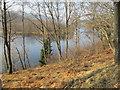 NN8760 : A glimpse of Loch Tummel by Jennifer Jones
