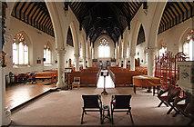 TQ2976 : Christ Church, Union Grove - West end by John Salmon