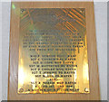 TL8093 : Memorial to crewmembers of a Lancaster MK 773 LS-W, XV sqdn by Adrian S Pye