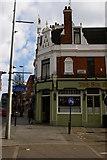 TQ1980 : Acton High Street: the Six Bells by Christopher Hilton