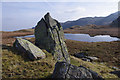 NY2910 : Boulders by Brownrigg Moss by Ian Taylor