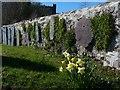 SM8005 : Churchyard of the parish church, Dale by Robin Drayton