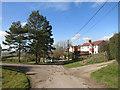SP6810 : The end of Easington Lane by Des Blenkinsopp