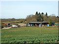 SU9394 : Fagnall Farm by Robin Webster