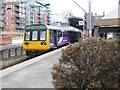 SJ8497 : Manchester Oxford Road station by Tim Glover