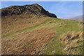 NY3208 : Below Helm Crag by Ian Taylor
