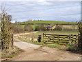 SP7620 : Lower Farm by Robin Webster