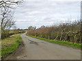 SP7622 : Carter's Lane by Robin Webster