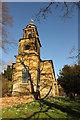 SK7565 : Holy Rood church by Richard Croft