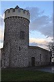 ST5673 : Bristol : Observatory by Lewis Clarke