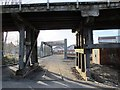 NZ2362 : Bridges near Dunston Staiths by Mike Quinn
