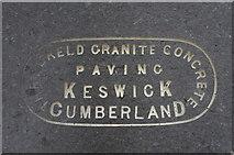 TA0830 : Threlkeld Granite Concrete Paving by Ian S