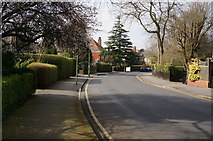 TA0731 : Newland Park off Cottingham Road, Hull by Ian S