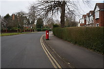 TA0731 : Postbox on Newland Park, Hull by Ian S