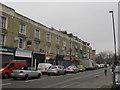 TQ3175 : Shops on Coldharbour Lane, Brixton by Stephen Craven