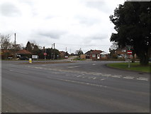 TM2482 : B1116 Shotford Road, Harleston by Adrian Cable