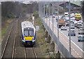 J3775 : Train, Belfast by Rossographer