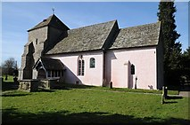 SO6631 : Kempley church by Philip Halling