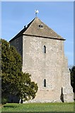 SO6631 : The tower of Kempley church by Philip Halling