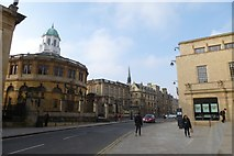 SP5106 : The Sheldonian Theatre by DS Pugh