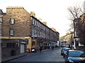 NT2473 : William Street, Edinburgh by Malc McDonald