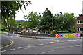 TQ3953 : Junction of Silkham Road and Chichele Road by Ian Capper