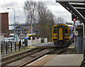 TA0339 : Beverley Station and level crossing by Paul Harrop