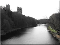 NZ2742 : The River Wear, Durham by JThomas