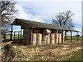 NZ0914 : Barn at Mortham by John H Darch
